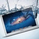 воздействие влаги и жидкости на ноутбук